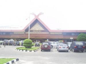 Bandara Sultan Syarif Kasim Berasap