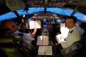 Alaska Airlines Pilot Course