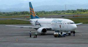 Pasokan Avtur lancar, Merpti Nusantara Airlines Normal