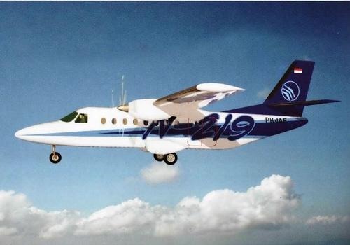 Pesawat N-219 Produk PT Dirgantara Indonesia