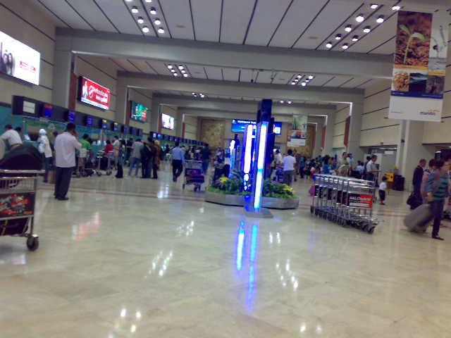 Perubahan Pelayanan Terminal Internasional Bandara Soetta