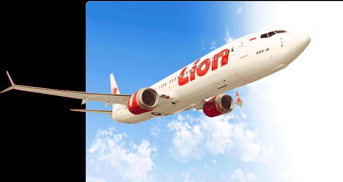 Lion Air Rute Batam Jogja Batam