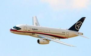 Dapat Sertifikasi Tipe A-901 Pesawat Sukhoi SJ-100 Bisa Terbang di Indonesia