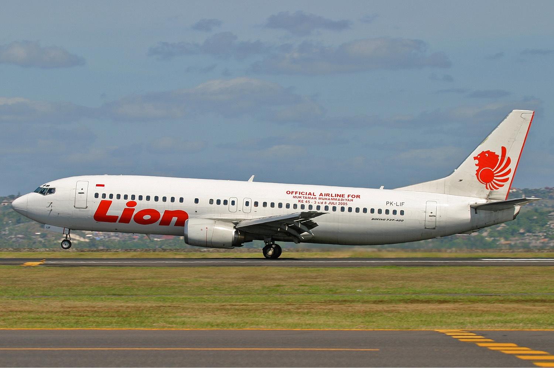 Lion Air Hard Landing di Bandara Juanda