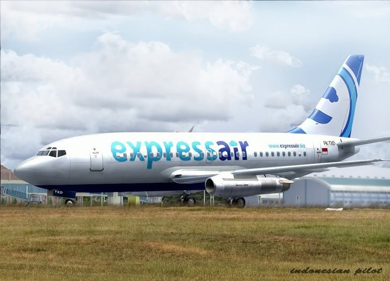 Kronologi Pendaratan Express Air