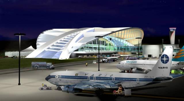 Pengertian Airport Bandara