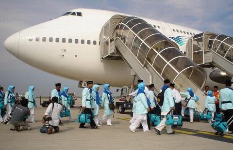 Prosedur Pemeriksaan Penerbangan Haji
