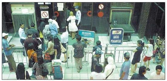 Prosedur Pemeriksaan Keamanan Bandara