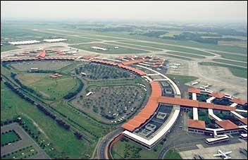 Profil Bandara Soekarno Hatta