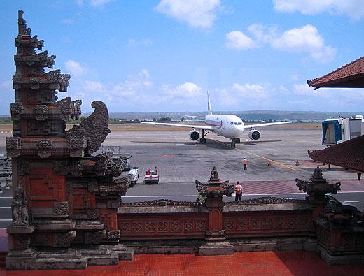 Perayaan Nyepi Bandara Ngurahrai Tutup