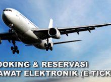 Langkah Mencari Tiket Pesawat Online