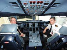 Pesawat Qantas Mendarat Darurat Akibat Kebakaran di Kokpit