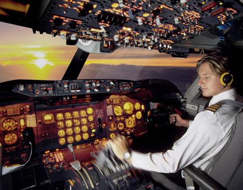 Pembatasa Jam Terbang Pilot