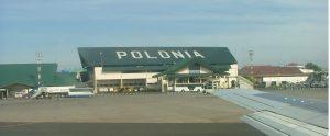 Bandara Internasional Polonia Medan