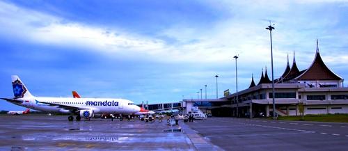 Bandara Internasional Minangkabau - Padang