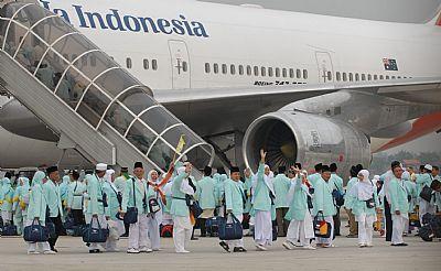 Penerbangan Pesawat Haji