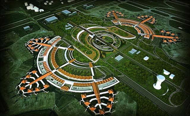 Rencana Pengembangan Bandara Soekarno Hatta
