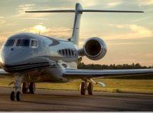 pesawat gulfstream G550 - Charter Airspace