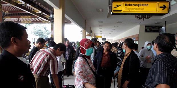 Banyak Airlines Delay Bandara Adisutjipto Kewalahan