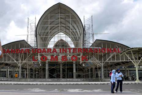 Profil Bandara Intternasional lombok BIL