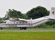 Cassa 212-200 PK-TLF milik PT Nusantara Buana Air