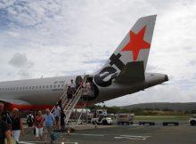 Penumpang pesawat Jetstar Meninggal Akibat Tersedak Makanan