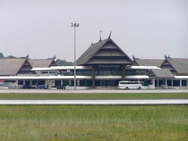 Bandara Sepinggan Normal Kembali
