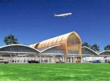 Bandara Internasional Lombok mulai beroperasi