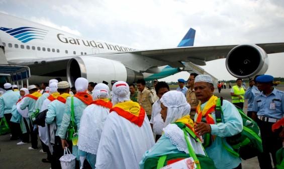 Jamaah Haji Embarkasi Medan
