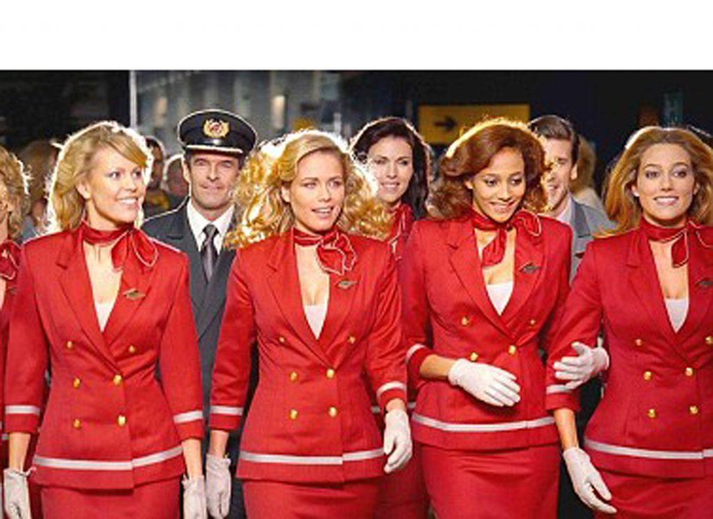 Airline dengan Pramugari Seksi