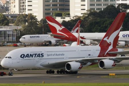 Qantas Airways Berhenti Operasi