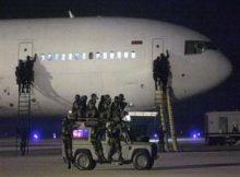 Pesawat Garuda diancam Bom