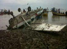 Pesawat Cessna jatuh di Cirebon