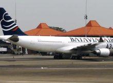 Pesawat Airbus A330-200 Batavia Air