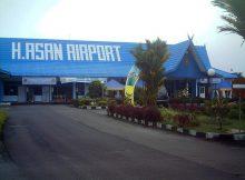 Bandara Haji Asan Sampit Ditutup
