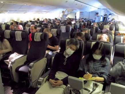 Tips Penumpang Pesawat Yang Baik