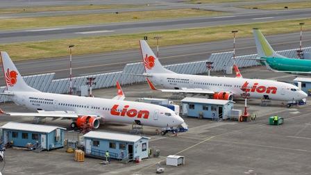 Lion Air Tandatangani Kontrak Pembelian 230 Pesawat Boeing