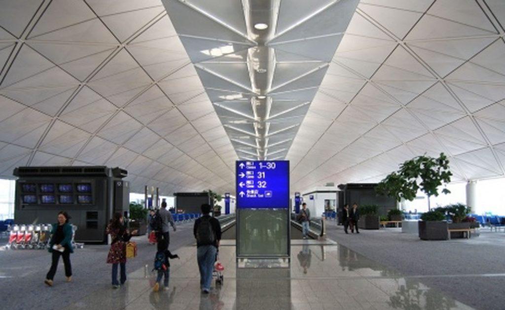 Bandara terbaik di Asia