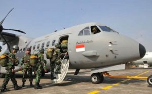 Pesawat CN-295 Produksi PT DI