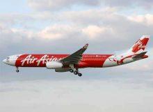 Air Asia Tutup Penerbangan Rute Solo Kuala Lumpur