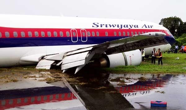 Bandara Supadio Pontianak Beroperasi Normal Kembali