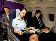 Tips Etika Naik Pesawat