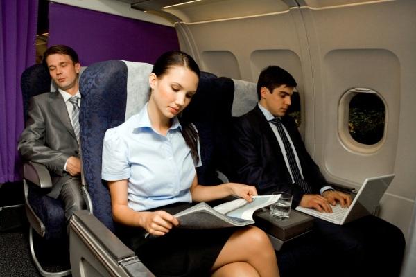 Etika Tata Krama Naik Pesawat Terbang
