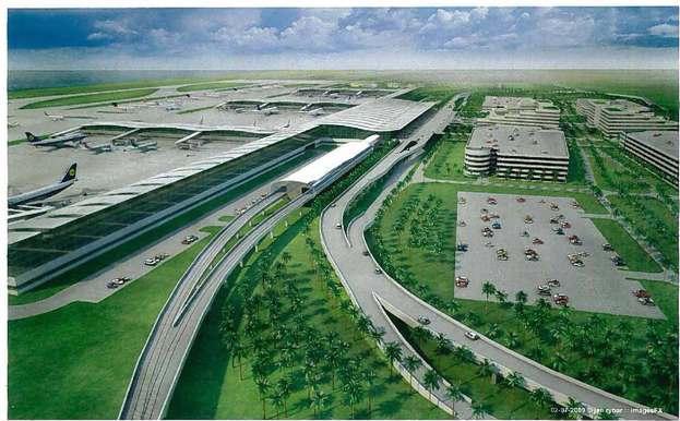 Masterplan Bandara Kulonprogo Yogyakarta sebagai Airport City Terbaik di Indonesia