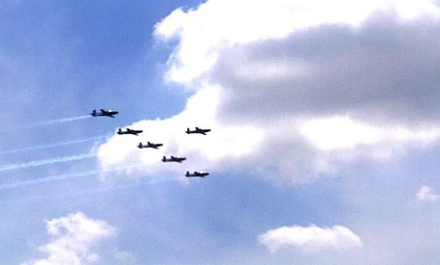 TNI AU Latihan Aerobatik, Bandara Adisutjipto Tutup Satu Jam