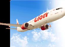Lion Air rute Batam