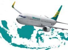 Merpati Nusantara Airlines Tambah Pesawat Airbus dan Embraer