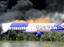 Simulasi Penanggulangan Keadaan Darurat di Bandara Juanda Surabaya