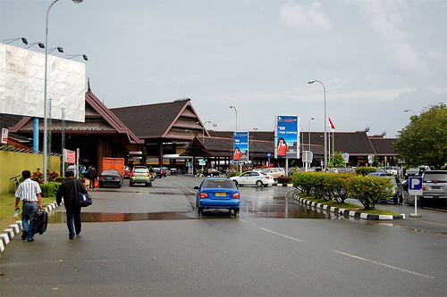 Renovasi Bandara Sepinggan Untuk Tampung 10 Juta Penumpang Pesawat