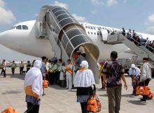 Bandara Fatmawati Soekarno Bengkulu Jadi Embarkasi Haji Antara